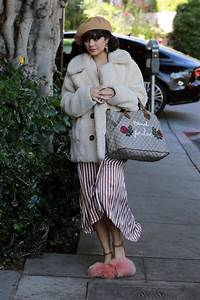 Vanessa Hudgens Style - Out in Los Angeles