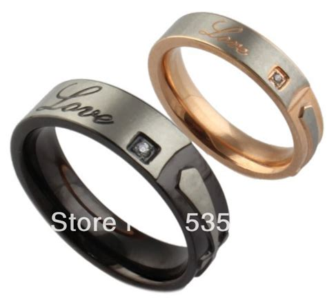 2018 stainless steel rainbow rubber striped band wedding