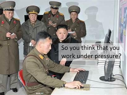 Pressure Under Briff Think