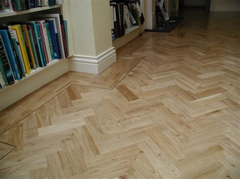 Herringbone Pattern Tile Floor — John Robinson House Decor