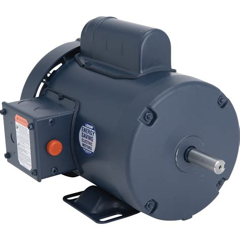 leeson woodworking electric motor 1 hp 3450 rpm 115