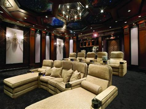 Home Theater Decor Ideas by Cool Home Theater Design Ideas Endearing Luxury Home