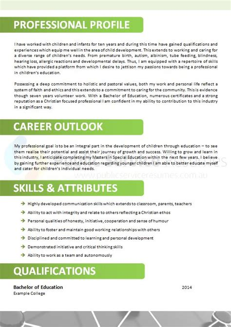 Government Resume Writers Sydney by Innovative Sector Resume 187 Government Resume Writing Service