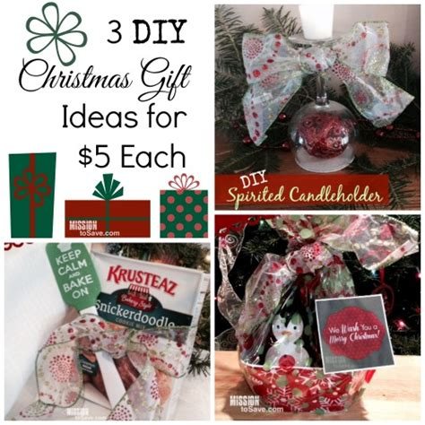 5 diy christmas gift ideas mission to save