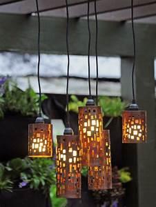 Lampen Selber Herstellen : lampe selber machen 30 einmalige ideen ~ Markanthonyermac.com Haus und Dekorationen