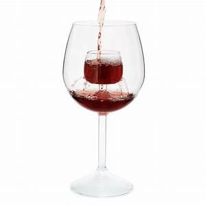 Fountain, Aerating, Wine, Glasses