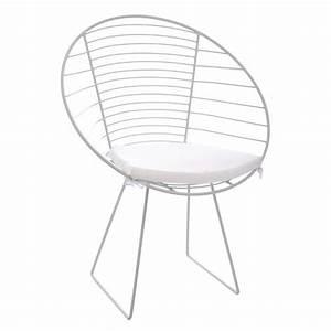 Chaise En Fer Forgé : chaise design pas cher chaise transparente plexi chaise ~ Dode.kayakingforconservation.com Idées de Décoration