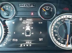 2012 Dodge Ram Warning Lights