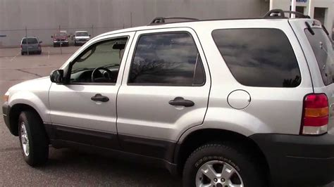 2007 Ford Escape by 2007 Ford Escape 4wd Xlt