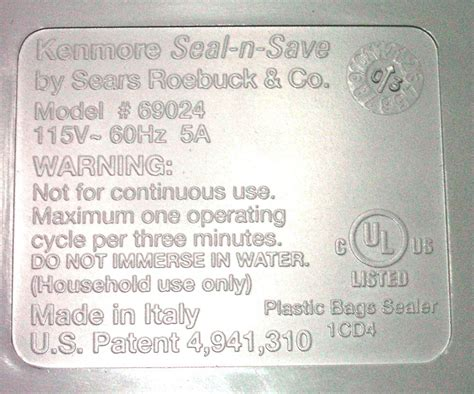 69024 Geopeptide Coupon by For Kenmore Seal N Save 69024 Fs Compact