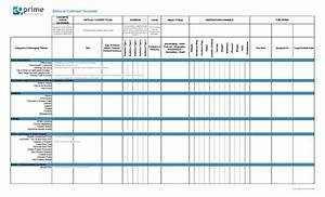 social media plan template peerpex With social media plans template