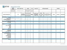 Social Media Schedule Template task list templates