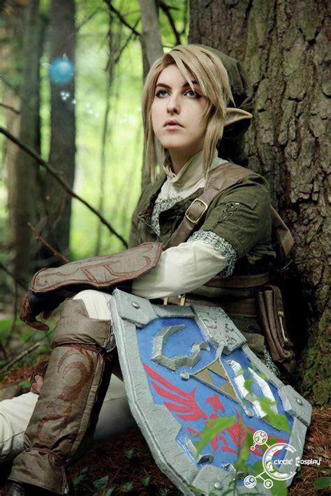 23 Best Legend Of Zelda Cosplay W Images On Pinterest