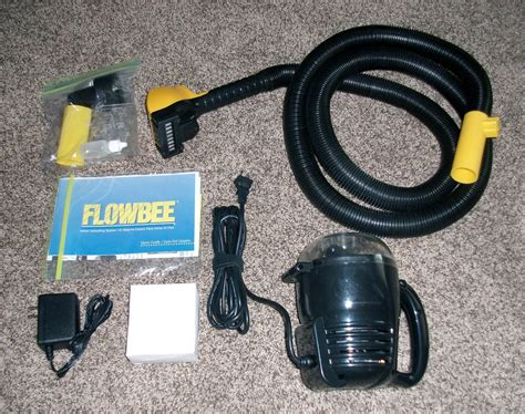 Flowbee Haircutting System With Super Mini Vacuum
