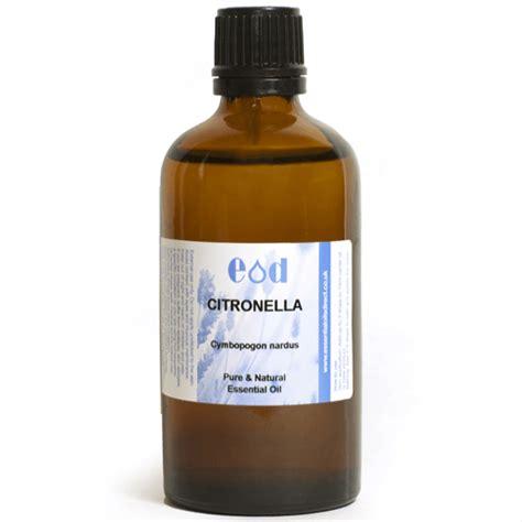citronella essential oil cymbopogon winterianus 100ml
