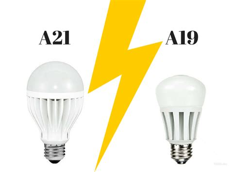 a21 vs a19 led light bulbs 1000bulbs