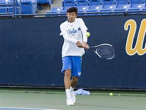 UCLA men's tennis to face matchup against USC in home game ...