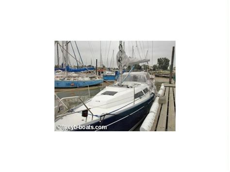 Draft Of Boat In Spanish by Hanse 320 Shallow Draft In Sussex Sailboats Used 98575