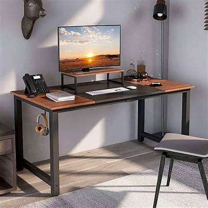 Office Desk Computer Modern Cubicubi Desks Wornsimple