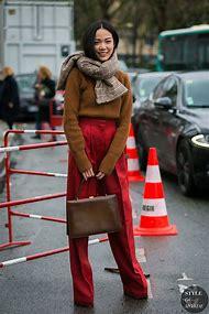 2017 Fashion Week Paris Fall Street-Style