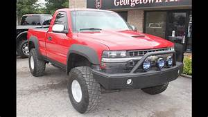 Used 2000 Chevrolet Silverado 4x4 Lift Kit For Sale At