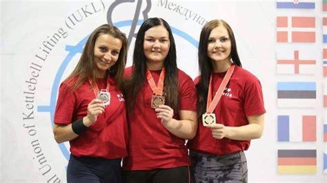 RTU absolvente izcīna Eiropas čempiones titulu svarbumbu ...