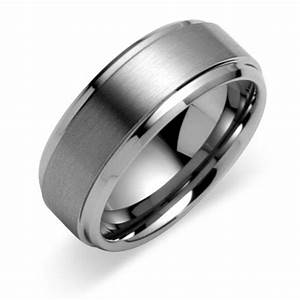 wedding bands mens titanium wedding bands With wedding rings for men titanium