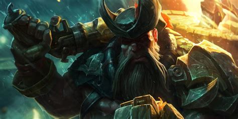 Gangplank Animated Wallpaper - league of legends gangplank will return with new skin