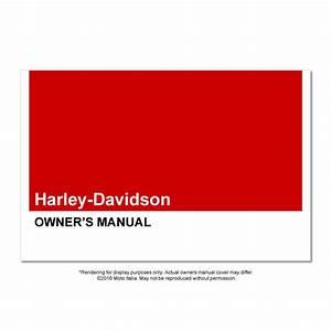 Harley-davidson Sprint Original Owner U0026 39 S Manuals