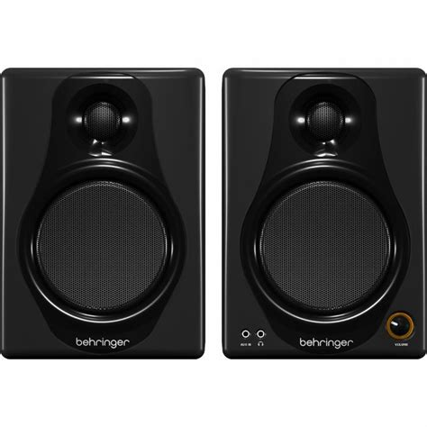 behringer behringer media 40 usb digital monitor speakers