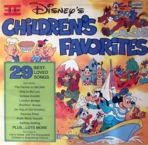 Disney Children's Favorite Songs 2 | Disney Wiki | FANDOM ...
