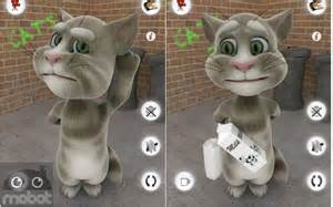 cat tom talking tom cat iphone review app reviews mobot net
