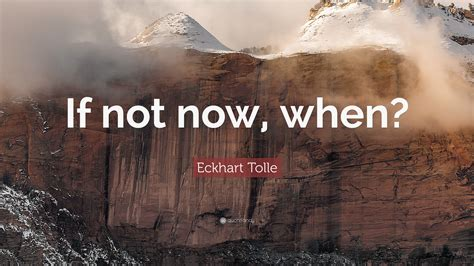 Eckhart Tolle Quote: