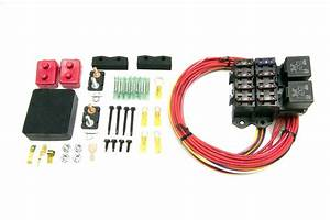 To Install Auxiliary Fuse Box Diagram