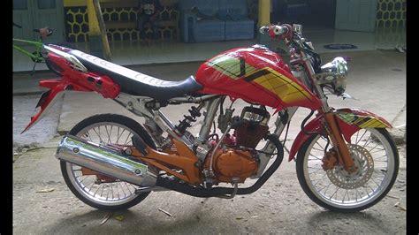 Modifikasi Motor R New 2008 by Modifikasi Motor Megapro 2008 Gambar V