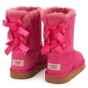 ugg boots sale pink pink bow laced ugg boots things to wear pink ugg boots and boots