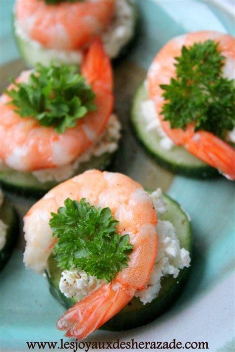 la cuisine de sherazade recette amuse bouche crevettes