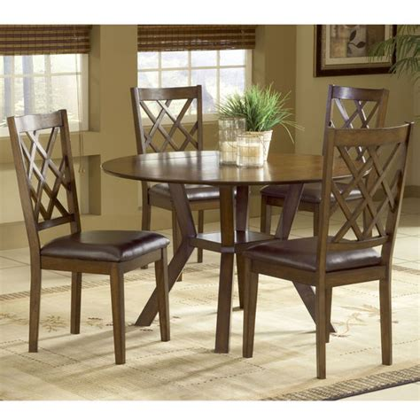 36 X 48 Dining Table With Leaf by Hillsdale Furniture Oakland Drop Leaf Dining Table