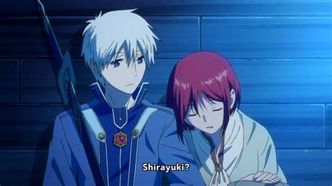 akagami shirayuki shirayukihime anime hime evo