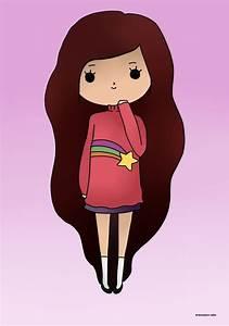 Chibi Mabel Pines (Gravity Falls) by AmazingKim Chan on DeviantArt BEWARB Pinterest
