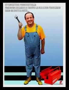 94 Outil De Bricolage : humour parodie fran ois hollande et sa bo te outils ~ Dailycaller-alerts.com Idées de Décoration
