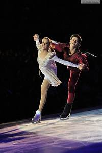 Carolina Kostner Stephane Lambiel Opera On Ice