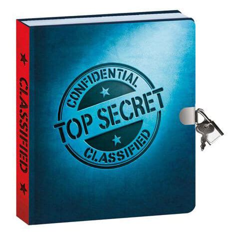 lock key top secret diary gifts australia