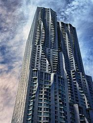 Frank Gehry 8 Spruce Street Tower in New York