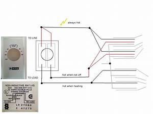 Marley Thermostat Wiring Diagram