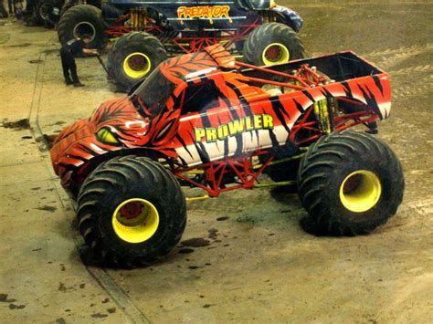 Abrams Towing Toronto Monster Truck Show In Toronto Image