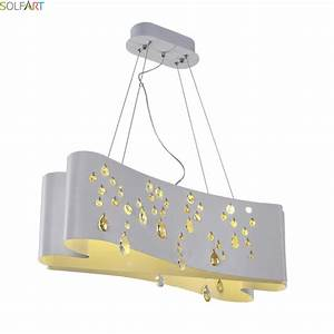 Crystal ceiling fan light fixture : Popular ceiling fan crystal chandelier buy cheap