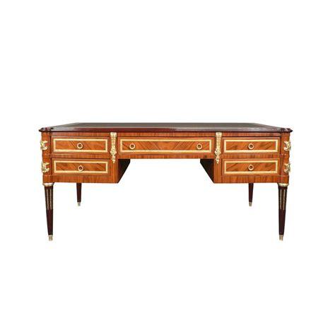 bureau palissandre bureau louis xvi en palissandre mobilier de style et