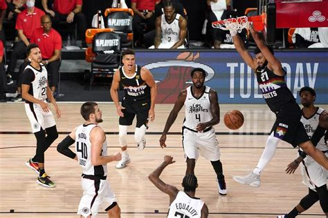 News, highlights and some cool stuff about the denver nuggets. Nuggets do it again, taking Clippers to Game 7 in West ...