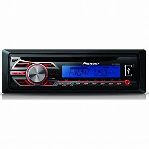 Pioneer Deh Mp3  Wav Player